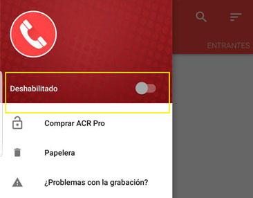 acr-app-desactivada