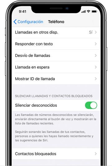 bloquear-llamadas-iphone-xs