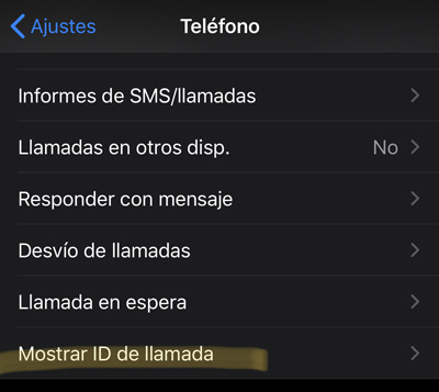 mostrar-id-llamada-iphone