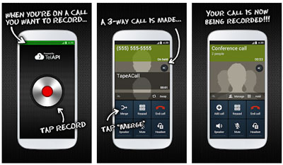 tape-a-call
